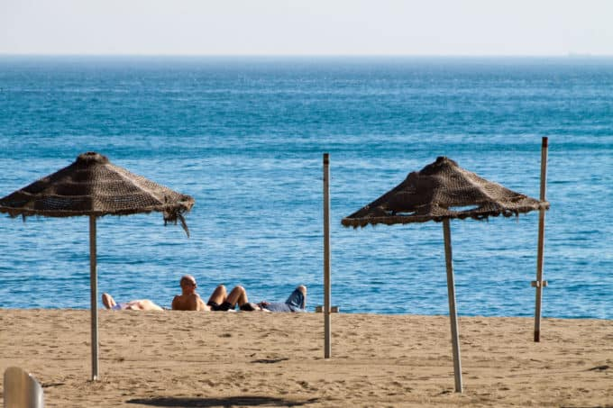 other beaches in Malaga