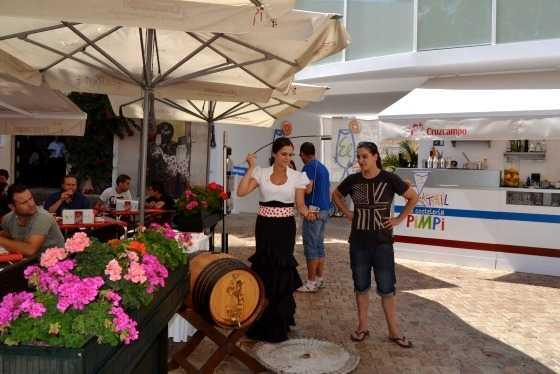 El Pimpi In Malaga Solaga