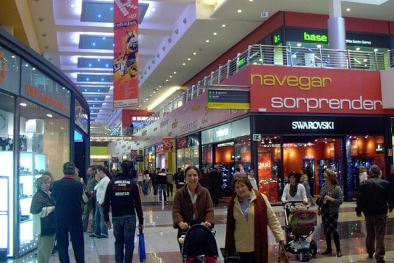Let s go shopping in malaga solaga - Zara malaga centro ...