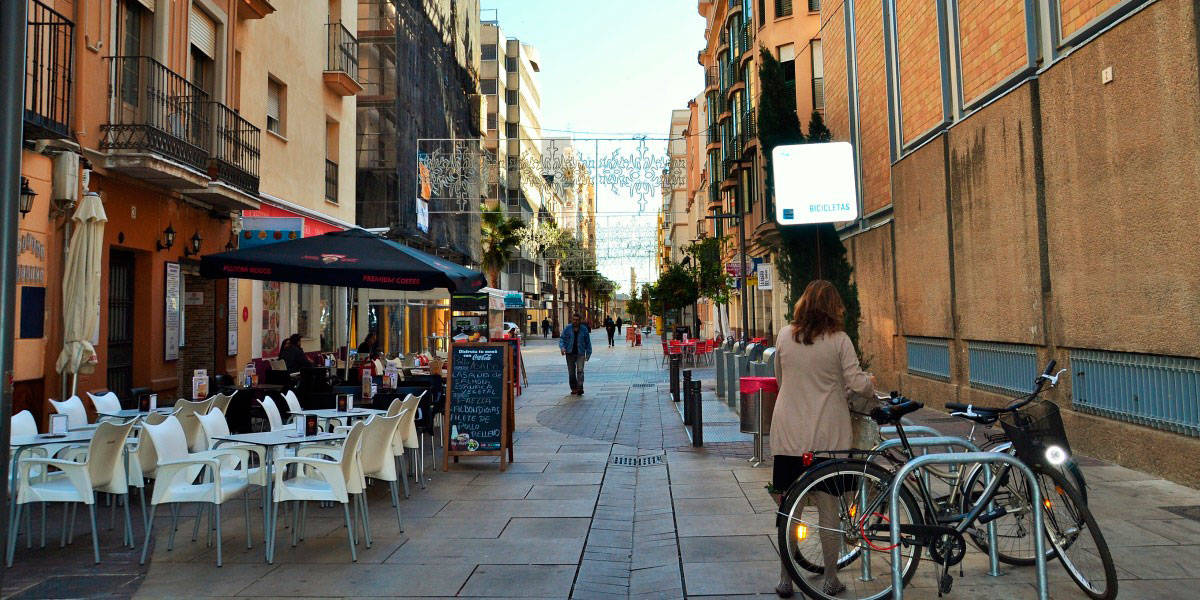 Soho Malaga - The Art District