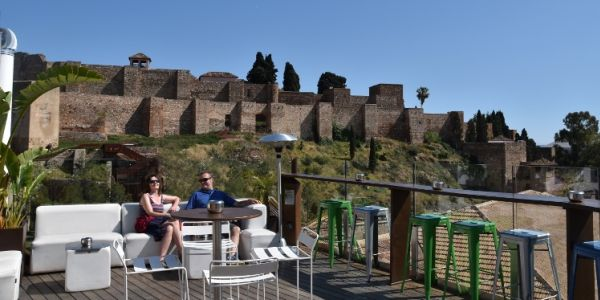 Best Rooftop bars in Malaga