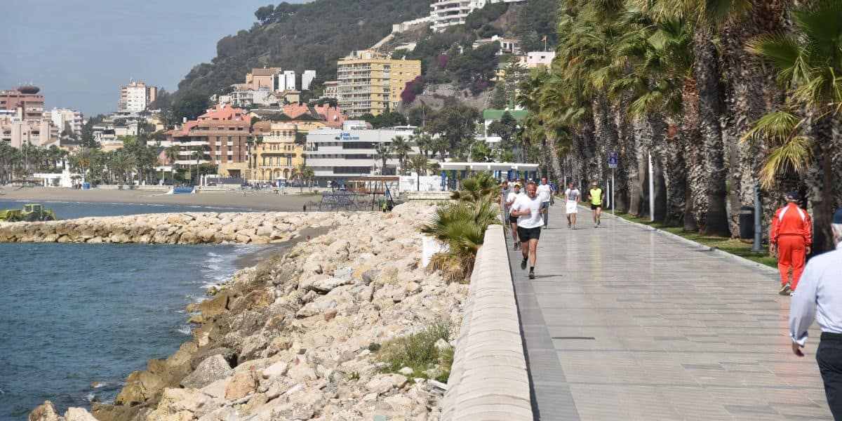 Top Outdoor Gyms in Malaga