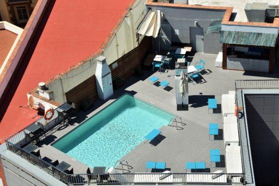 Best Rooftop Bars In Malaga Solaga