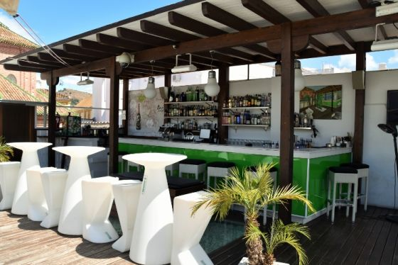 Best Rooftop Bars In Malaga Solaga