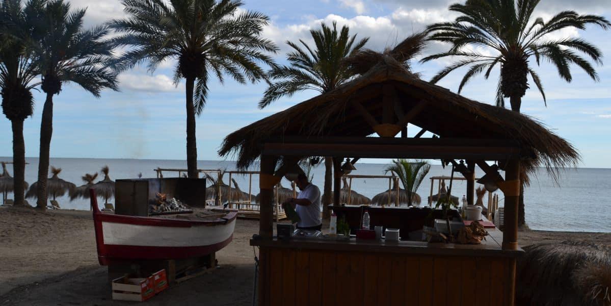 The 6 best Chiringuitos in Malaga