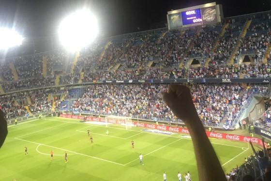 Malaga scores