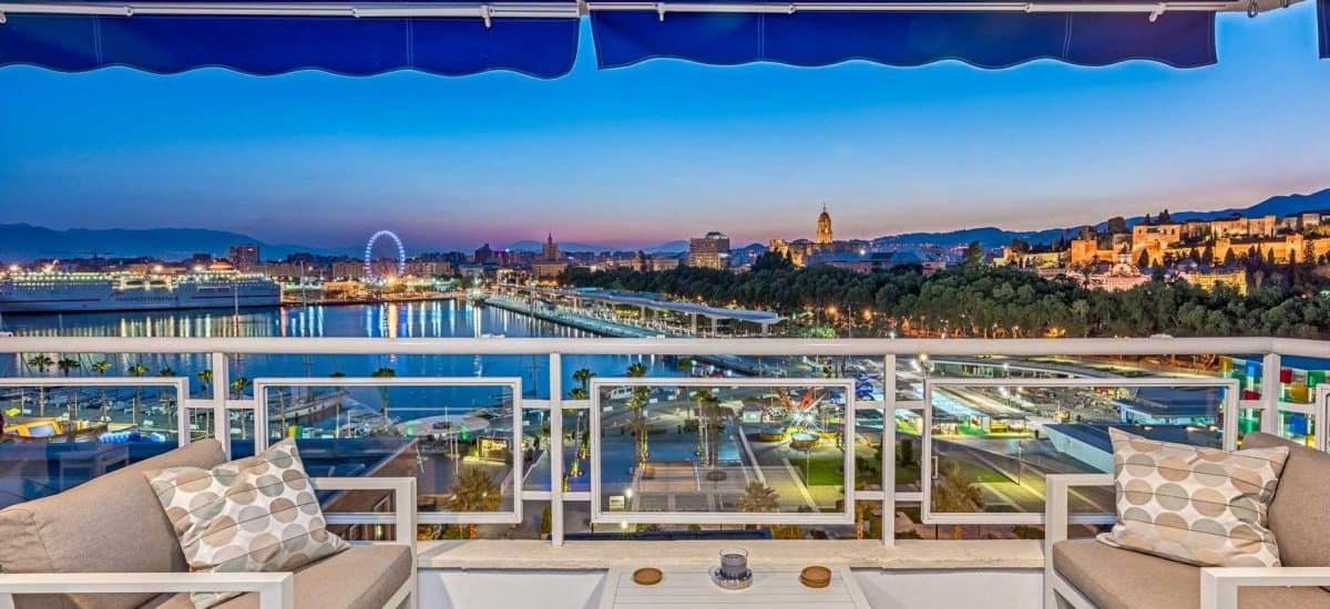 Malaga tourism breaks records this summer