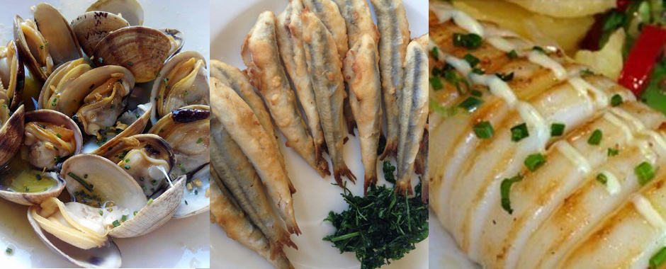 fish restaurant malaga