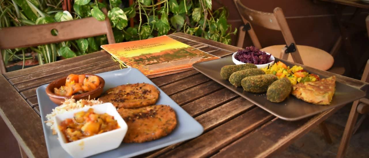 Vegetarian restaurants in Malaga