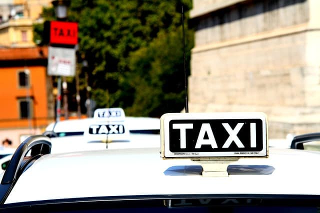 Taxi Malaga