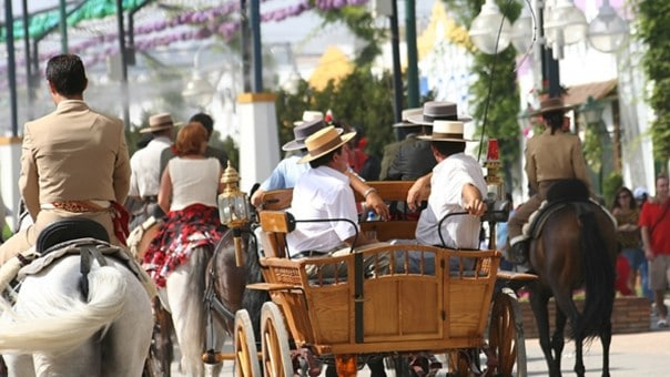 The feria of malaga the best and biggest fiesta in town for Feria outlet malaga 2017