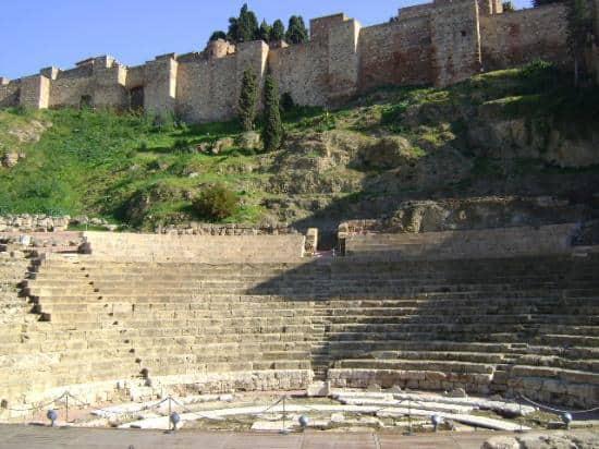 Roman amphitheater of Malaga