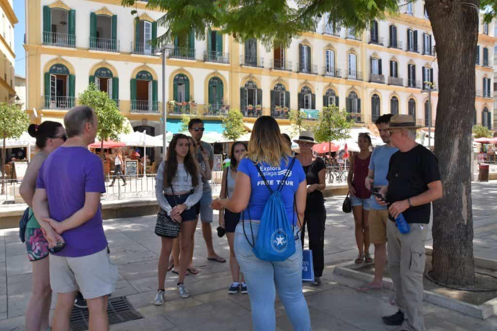 Free tour Malaga